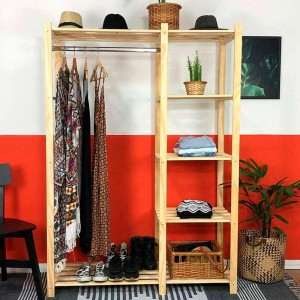 Arara Closet  Full Hipster Natural!