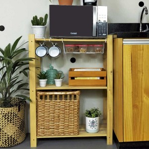 Estante Hipster Kitchen Natural!