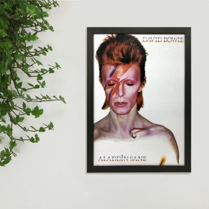 Quadro David Bowie Star!